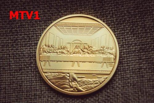 Монета «Тайная Вечеря»