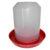 Вакуумные пластиковые поилки 3, 5 и 8 л. для птицы - Изображение 3