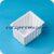 Прямоугольная форма для мягкого сыра 0,35 кг Нежный домашний творог - Изображение 1